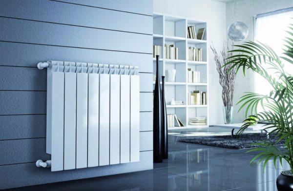 Заміна радіаторів опалення в міській квартирі