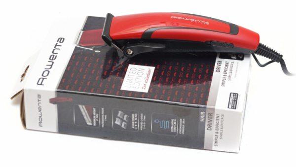 Огляд і тестування машинки для стрижки волосся Rowenta Lipstick TN1604