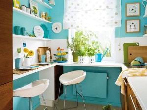 Особливості дизайну кухні з вікном в робочій зоні