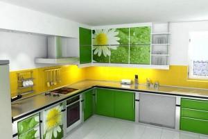 Малогабаритні кутові кухні — раціональне використання простору