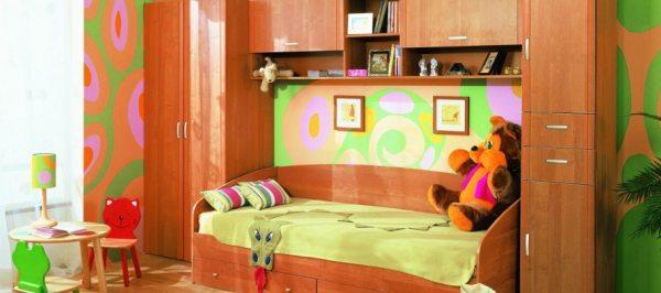 Меблі для дитячої кімнати: критерії вибору