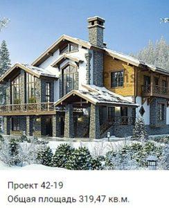Будівництво дерев'яних будинків і котеджів від компанії «Прем'єр-Буд»