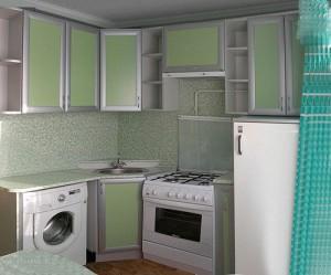 Дизайн кухні 5,5 м. кв м — що потрібно знати?