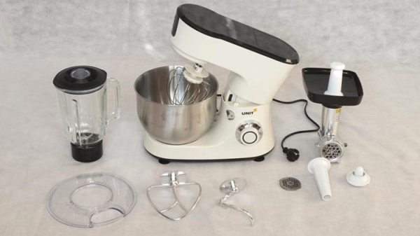 Огляд кухонного комбайна Unit UEM-762