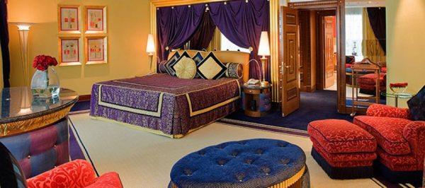 Японський і східний стилі в спальні – дві сторони загадкового Сходу