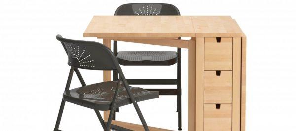Стіл-книжка Ікеа: творчий підхід до меблів