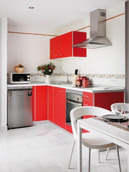 Дизайн кухні 6 кв метрів — неповторна атмосфера в вашому домі