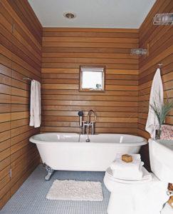 Як правильно доглядати за ванною