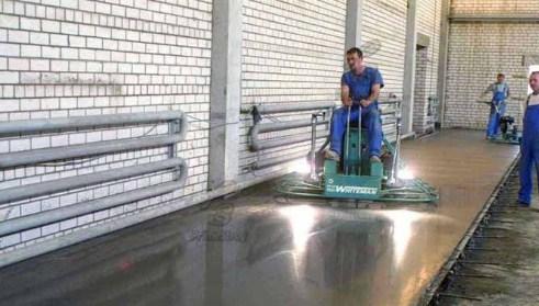 Технологія ущільнення бетонних сумішей лопатевими вібраторами