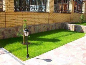 Ландшафтний дизайн від компанії «Альтпарк» в Пермі