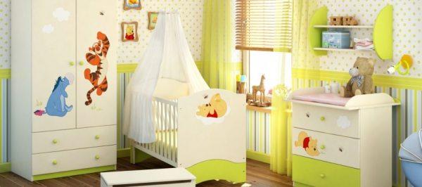 Як вибрати комод в дитячу кімнату: поради та рекомендації