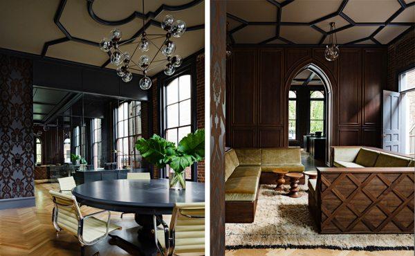 Дивовижна готика в інтер'єрі квартири