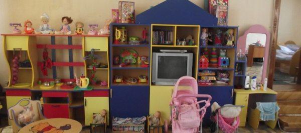 Сучасні моделі ігрової меблів для дитячої кімнати
