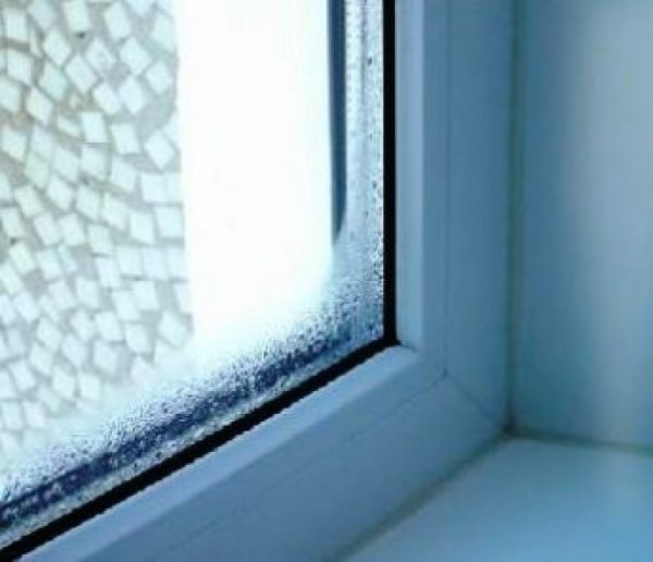 Чому промерзають пластикові вікна?
