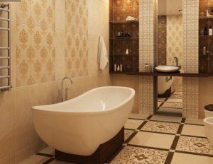 Дизайн ванної кімнати — правила гарного простору