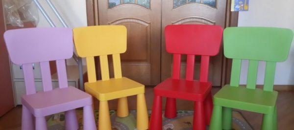 Дитячі стільці від Ікеа: ортопедичні властивості і доступна вартість
