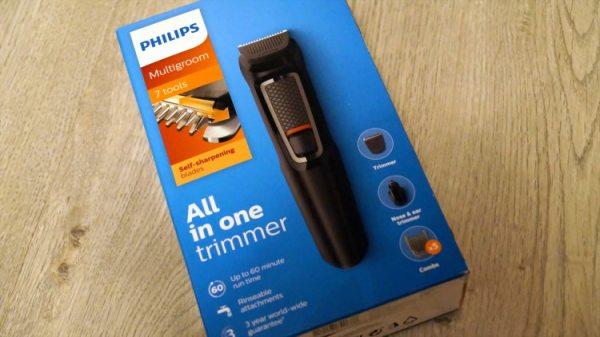 Огляд тримера Philips MG3720
