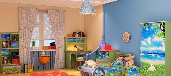 Світильники для дитячої кімнати: ховайтеся, нічні монстри!