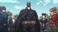 «Бетмен-ніндзя»: Темний лицар став героєм аніме