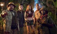 Каса США: «Джуманджі: Поклик джунглів» лідирує на четвертому тижні прокату (12-14.01.18)