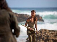 Нова «Лара Крофт»: дивіться перший трейлер