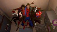Спалах над Нью-Йорком повторює події мультфільму «Людина-павук»