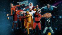 Аффлек, Деймон і Еністон зіграли в пародійної короткометражці про супергероїв