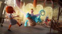 «Гурвинек. Чарівна гра»: дивіться трейлер головного мультфільму весни