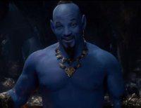 Новий «Аладдін» - з синім Віллом Смітом. Дивіться трейлер