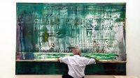Телеканал 24_DOC представив у Москві виставку відомого художника Герхарда Ріхтера