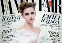 Фото дня: Емма Уотсон роздяглася для фотосесії Vanity Fair