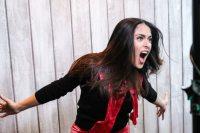 Фото дня: Сальма Хайек показала свій веселий норов на фестивалі «Санденс»