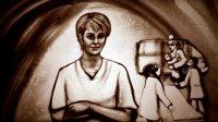 Кримська художниця зняла «фільм з піску» пам'яті Доктора Лізи