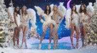 «Ангели» Victoria's Secret знялися в музичному різдвяному відео Santa Baby