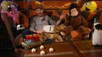 Том Харді і його собака прочитали казку в прямому ефірі. Відео